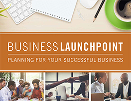 Mississippi Business Launchpoint, a guide for successful business planning.