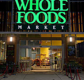 Costco, Whole Foods, Trader Joes and the Family Market are an hour away.