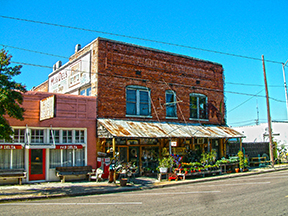 An attractive, historic, multi-purpose building available in the Clarksdale Arts & Culture District.