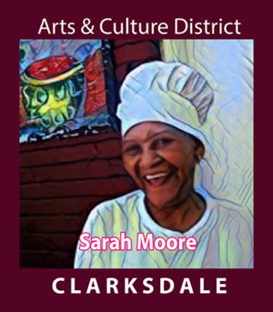 Clarksdale music proprietor and juke joint owner, Sarah Moore.