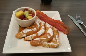 Yazoo Pass French Toast.