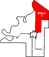 Cohoma County District 1