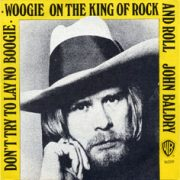 Don't Lay No Boogie Woogie on the King of Rock and Roll, by Long John Baldry.