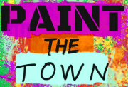 Paint the Town 2018 logo.