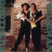 """""""Family Style"""" by Jimmie and Stevie Ray Vaughan."""