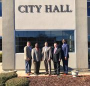 City of Clarksdale Mayor and Commissioners.