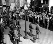 The lynching of George Armwood, Princess Anne, Maryland, 1933.