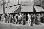 Issaquena Ave., Clarksdale, Oct. 1939.